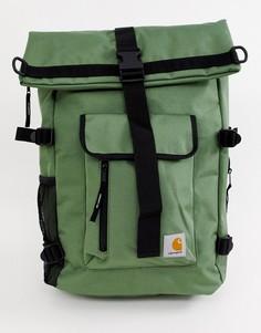 Зеленый рюкзак Carhartt WIP Phil - Зеленый