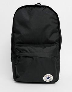 Черный рюкзак Converse 10003329-A01 - Черный