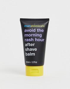 Бальзам после бритья Manatomicals avoid the morning rash - Бесцветный