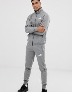 Серый спортивный костюм Puma - Серый
