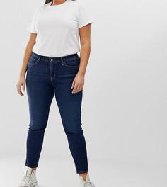 Моделирующие джинсы скинни Levis Plus 310 - Синий