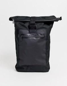 Черный парусиновый рюкзак Ben Sherman - Черный