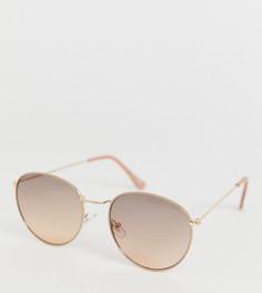 Солнцезащитные очки в круглой оправе Aldo Nydorenia - Розовый