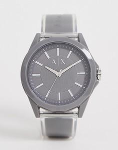 Часы Armani Exchange AX2629 Drexler - 44 мм - Серый