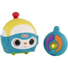 Вращающийся робот Little Tikes, голубой