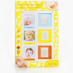 Рамка Adora Sweet для слепков и фотографий
