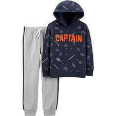 Комплект: толстовка и брюки carter's для мальчика Carters