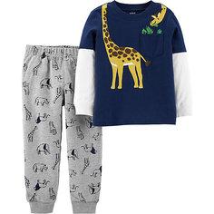 Комплект: футболка и брюки carter's для мальчика Carters