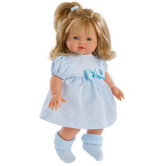 Кукла Asi Эмма в голубом, 36 см