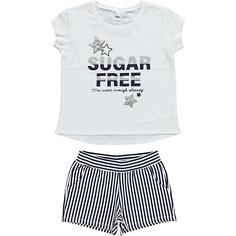 Комплект :футболка, шорты iDO для девочки