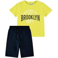 Комплект: Футболка и шорты Name it для мальчика