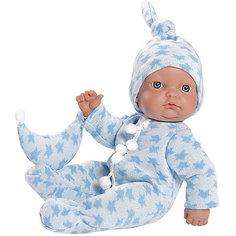 Кукла-пупс Asi Горди в голубом, 28 см