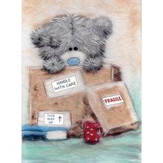 """Набор для творчества Woolla """"Татти Тедди в коробке"""""""