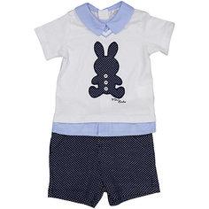 Комплект: футболка с коротким рукавом и шорты Birba для мальчика