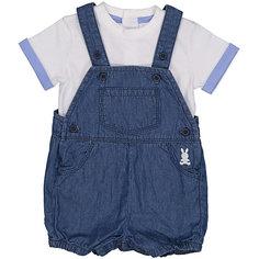 Комплект: футболка с коротким рукавом и комбинезон Birba для мальчика