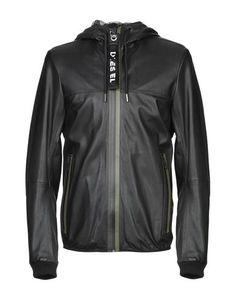 24421d05526 Купить мужские кожаные куртки Diesel в интернет-магазине Lookbuck
