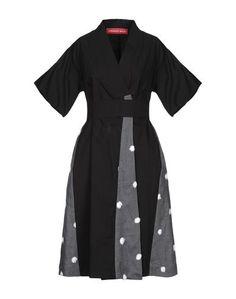 Платье до колена Virginia Bizzi