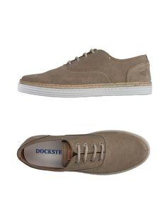 Эспадрильи Docksteps