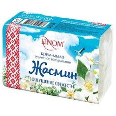 Крем-мыло кусковое Linom Жасмин