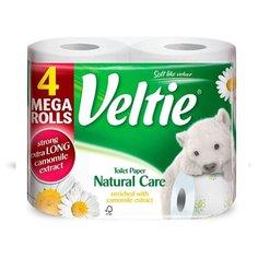 Туалетная бумага Veltie Natural