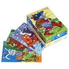 Кубики-пазлы Step puzzle Baby