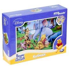Кубики-пазлы Step puzzle Disney