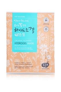 Маска для лица гидрогелевая на основе цветочных ферментов, 1 шт. Whamisa