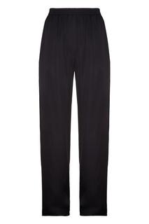 Широкие черные брюки Acne Studios