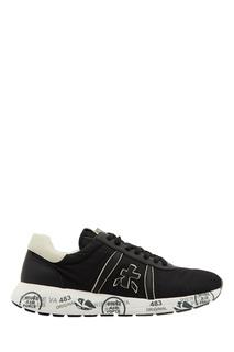 Черно-белые кроссовки Mattew Premiata