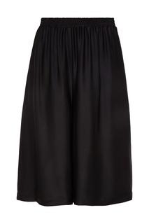 Черная юбка-шорты Белка
