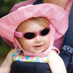 Cолнцезащитные очки Real Kids детские Hade 0-2 года (024PURPHRT)