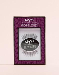 Накладные ресницы NYX Professional Makeup - Flirt - Черный