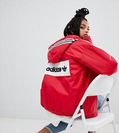Красная куртка adidas Originals Stadium - Красный