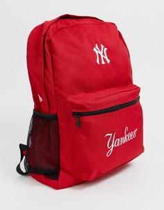 Рюкзак New Era New York Yankees - Красный