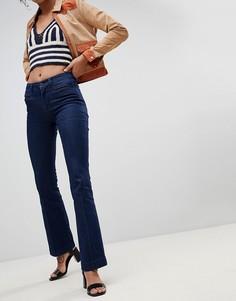 Джинсы с легким клешем Pepe Jeans - Темно-синий