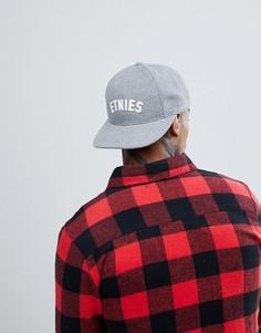Серая кепка Etnies Sandlot - Серый