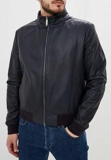 Куртка кожаная Baldinini