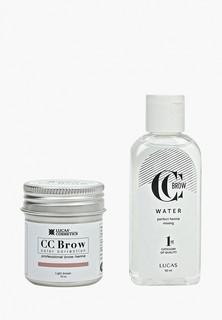 Набор для макияжа бровей CC Brow