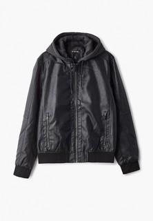 Куртка кожаная Ostin