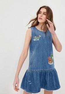 Платье джинсовое Love Moschino