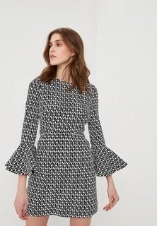 8a6a24e0778 Купить женские черные платья Diane von Furstenberg в интернет ...
