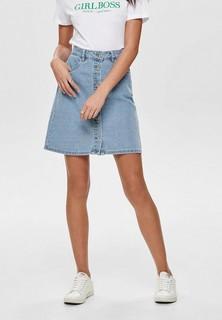 Юбка джинсовая Only