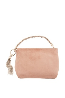 Бежевая сумка Callie Jimmy Choo
