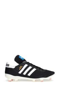 Футбольные кроссовки с контрастным дизайном Adidas