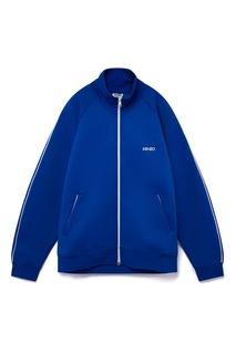 Синяя олимпийка Kenzo