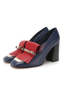 Кожаные туфли Valentino Garavani Uptown Valentino