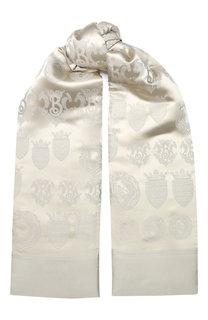 Шелковый шарф Burberry