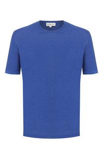 Шелковая футболка Brioni