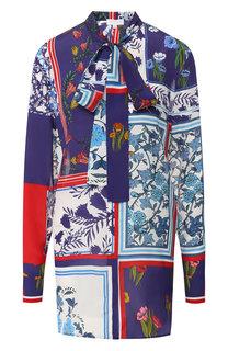 Блузка с принтом Escada Sport