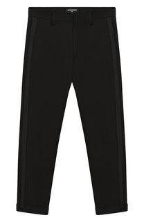 Хлопковые брюки Dsquared2
